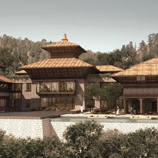 Nagagot Himalayan Resort - Nepal