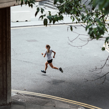 How Running Kept Me Sane During a Pandemic