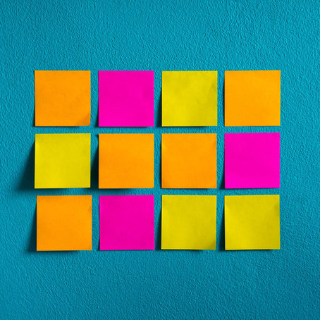 The Power of a Sticky Note