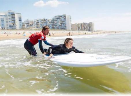 21/05/2019 (St Gilles Croix de Vie - 85) : *Journée Sports Nature : Surf et sortie en Voilier*