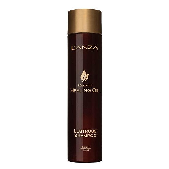 Keratin Healing Oil Lustrous Shampoo
