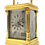 Thumbnail: Panelled 8 day French carriage clock.