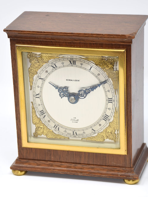 8 Day Mechanical Timepiece Mantle Clock