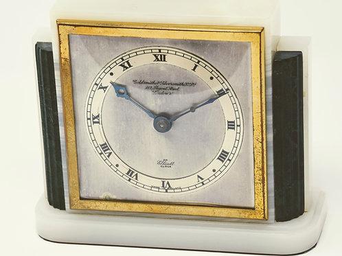 Art-deco Desk Timepiece