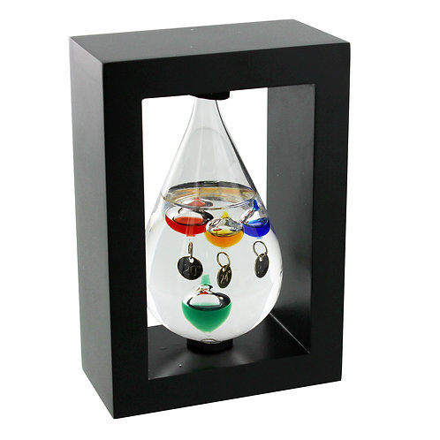 TEARDROP GALILEO THERMOMETER