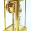 Thumbnail: Fine 4-Glass French Bell Strike Spring Table Clock