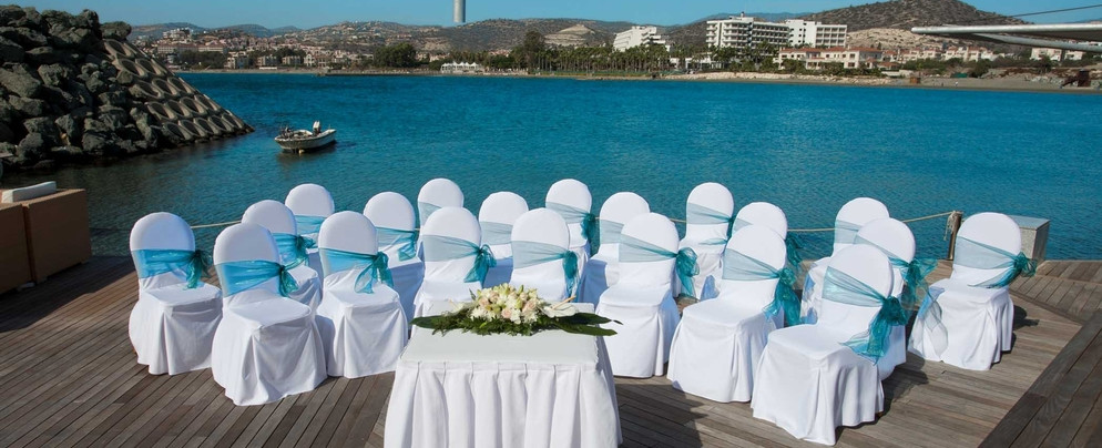 Waterfront venue @ St Raphael Resort