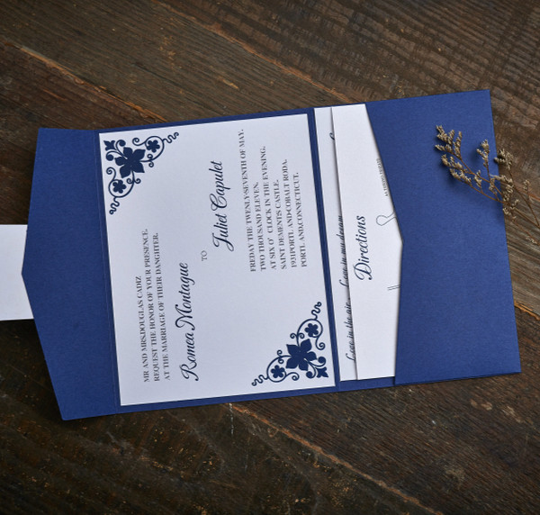 Meredith suite your big day wedding invitations