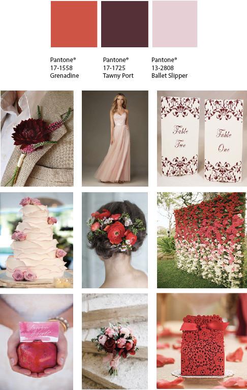 Festive Reds Palette