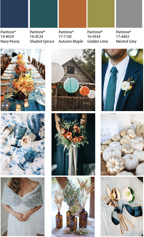 Rustic Nautical Palette