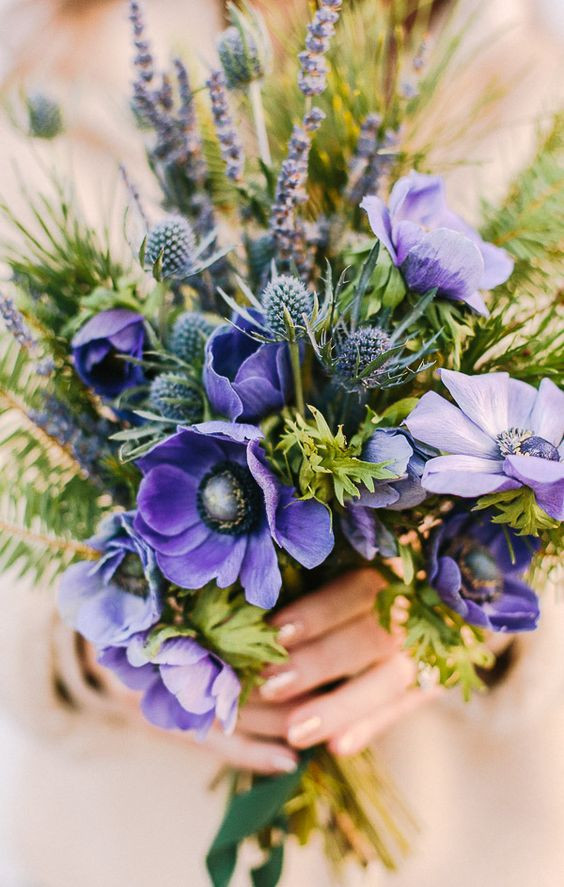 Ultra Violet Wedding Ideas for 2018