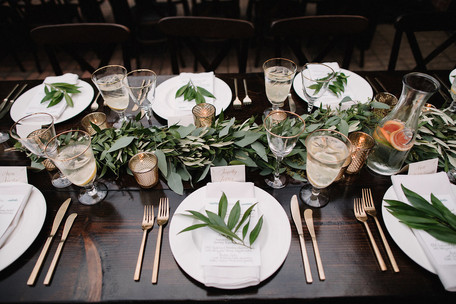 Botanic Garden Wedding Inspiration