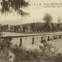 Pont neuf ancien