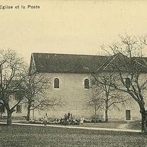 Eglise ancienne