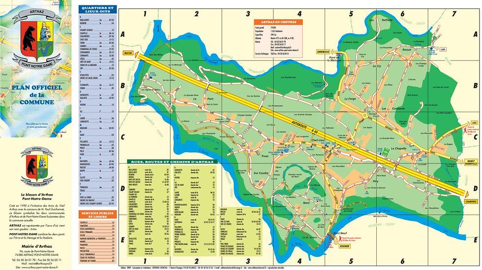 Plan Arthaz 2009.JPG