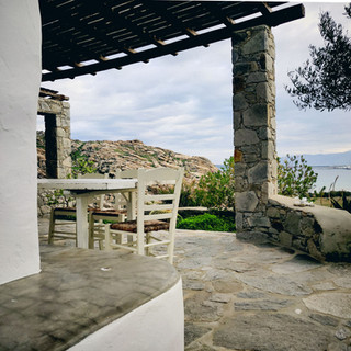 Villa Adam veranda
