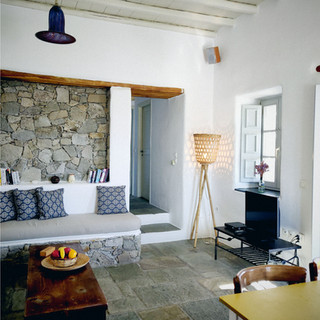 Living Room Villa Danai