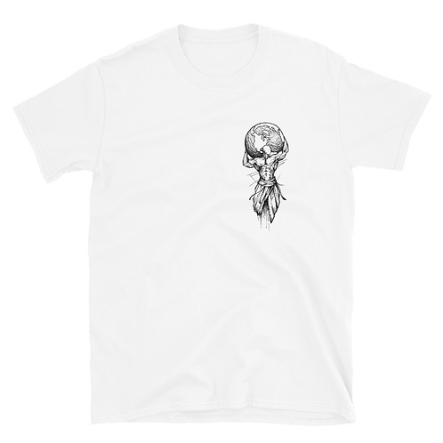 "T-Shirt ""La sentence d'Atlas"""