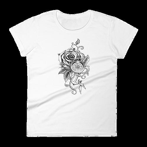 """T-shirt """"Déboussolée"""""""