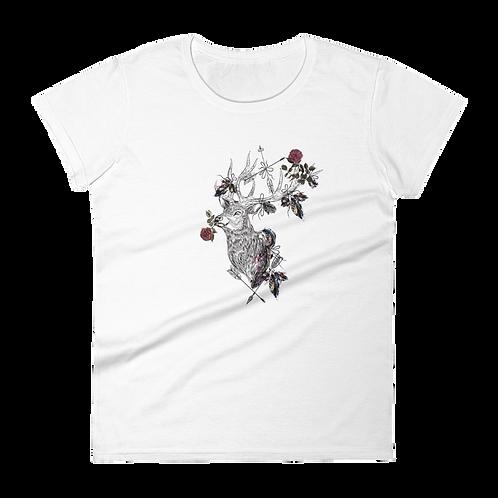 """T-shirt """"Cerf moi fort"""""""