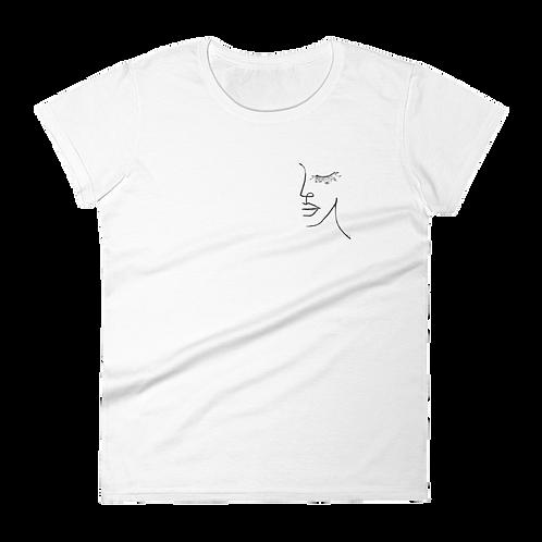 """T-shirt """"Le printemps pleure"""""""