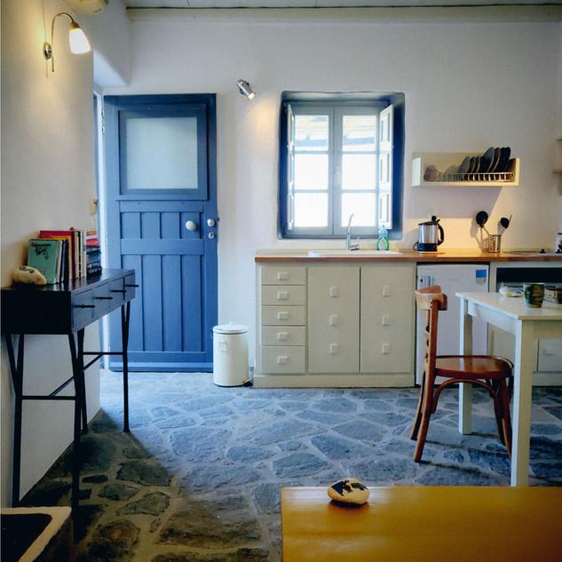 Kitchen at the Studio