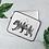 """Thumbnail: Pochette Ordinateur """"L'empreinte de la nature"""""""