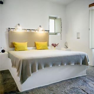 Bed Room - ground level - Villa Adam