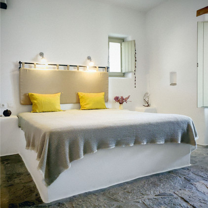 Bed Room - ground level - Villa Adam