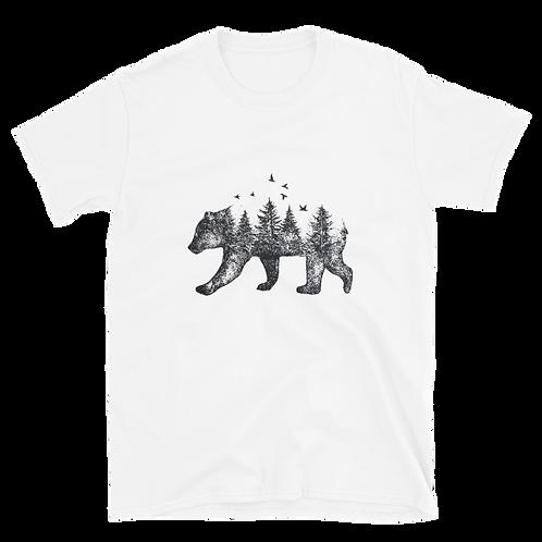 """T-Shirt """"L'empreinte de la nature"""""""