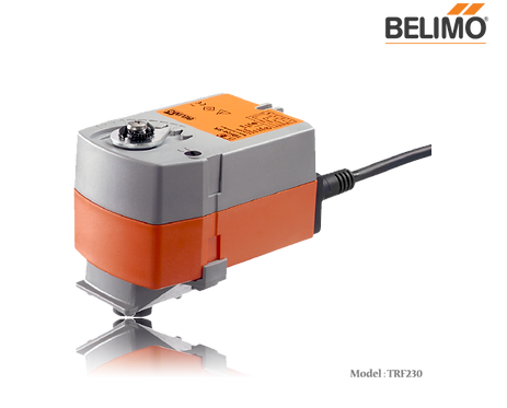 2.5Nm TRF Rotary Actuator