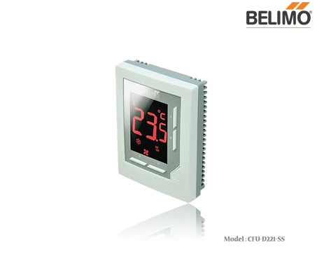 CFU-D LCD THERMOSTAT
