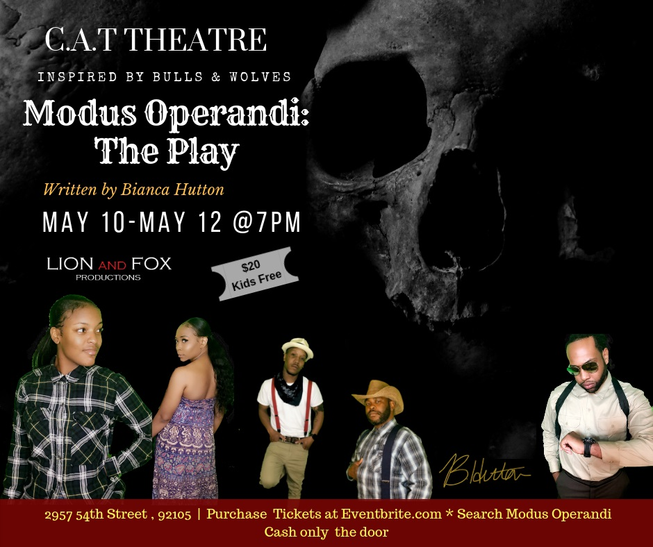 Modus Operandi: The Play