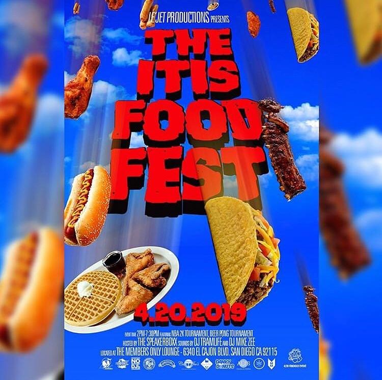 Itis Food Fest