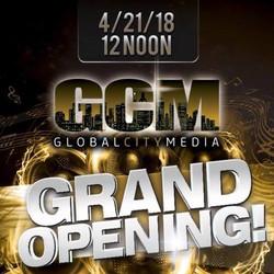 Global City Media Grand Opening
