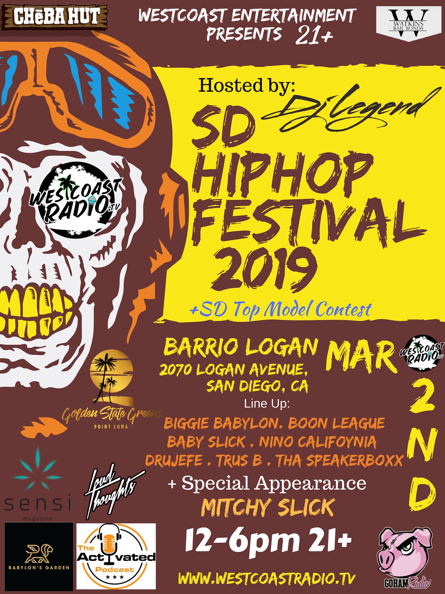 San Diego Hip Hop Festival
