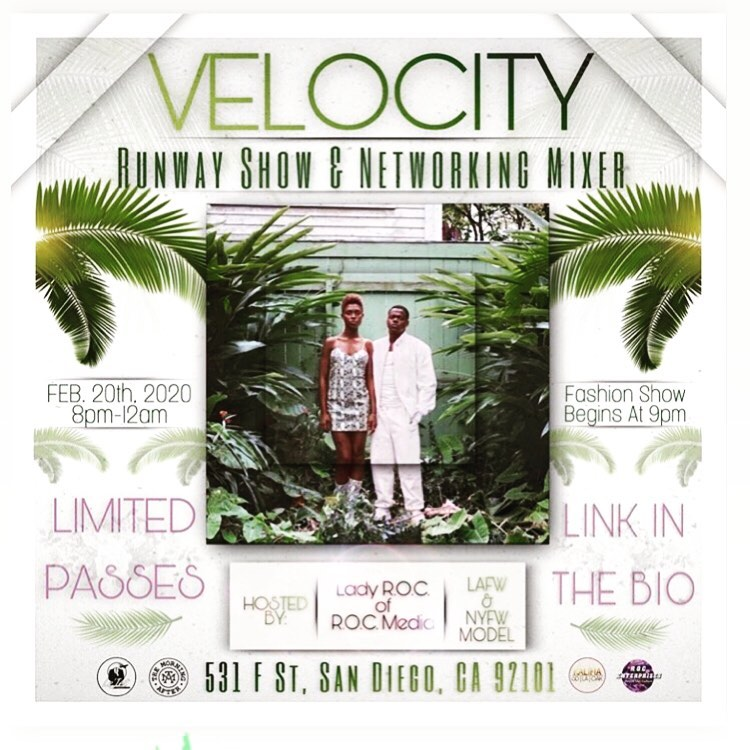 KalifiaSD presents VELOCITY