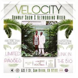 KalifiaSD presents VELOCITY