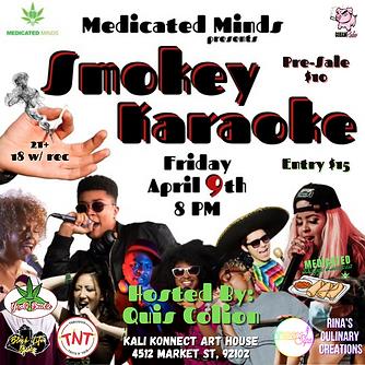 4.9.21 Smokey Karaoke Flyer.png