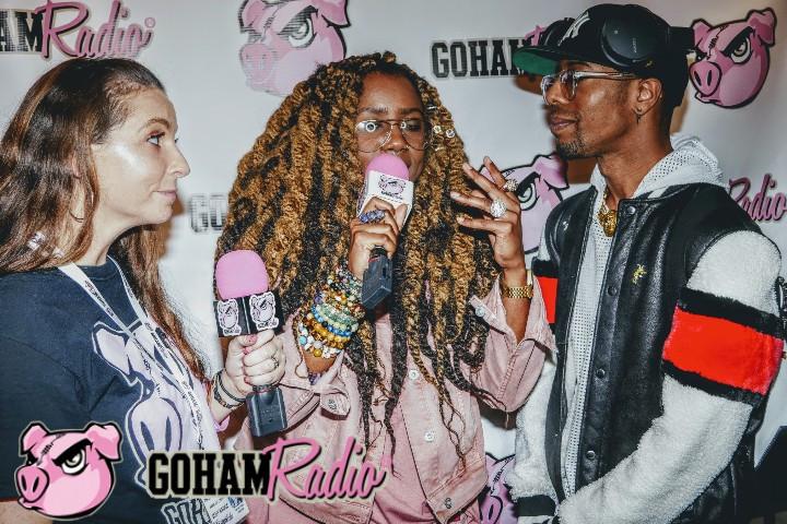 CocoB and DJ Waistline