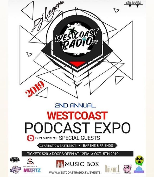2nd Annual WCR Podcast Expo