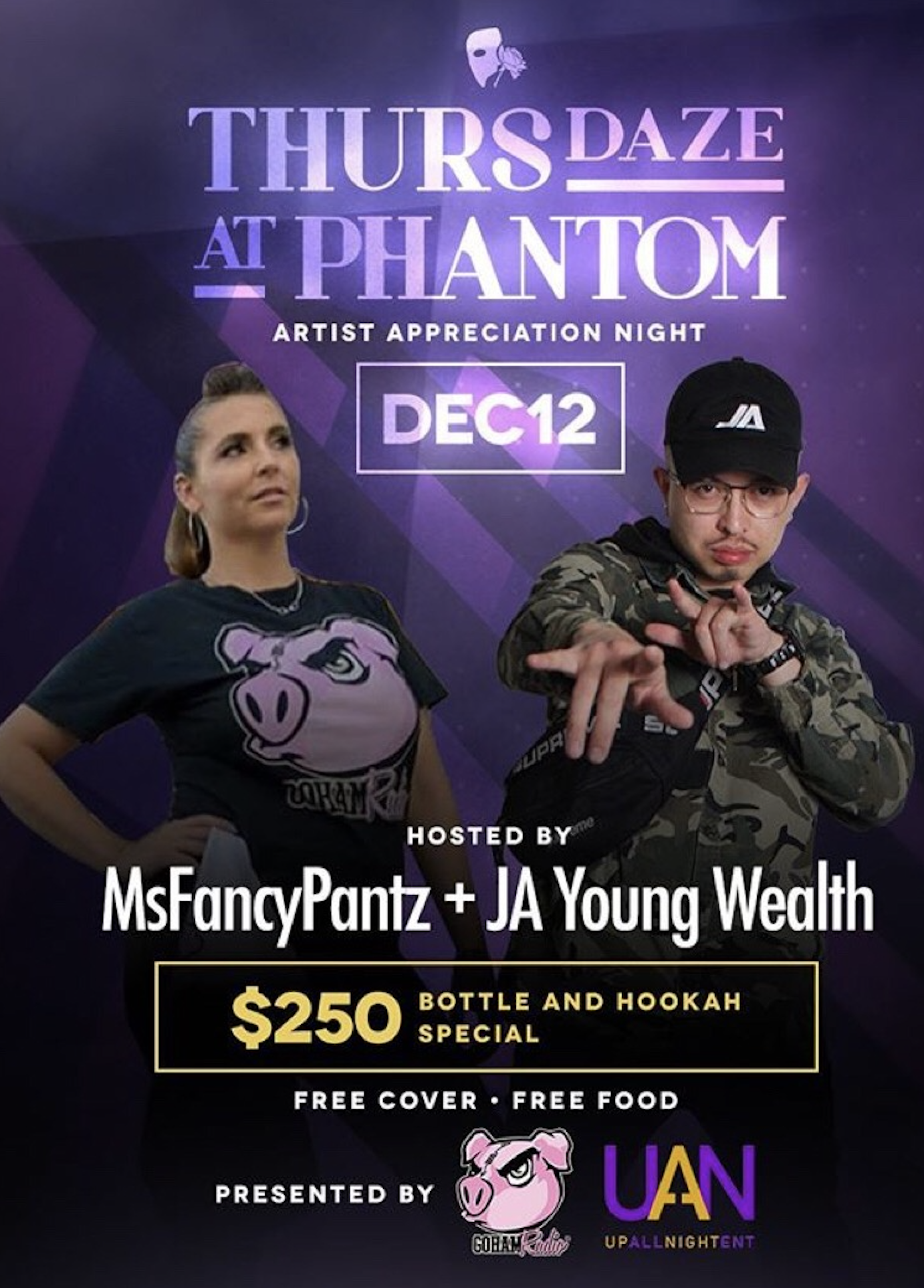 ThursDAZE at Phantom