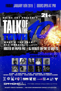 Talk of the Town 10