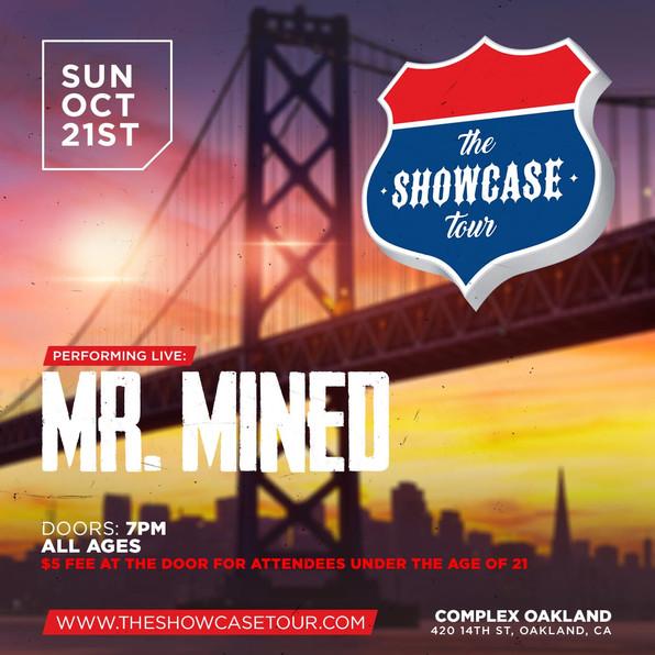 The Showcase Tour