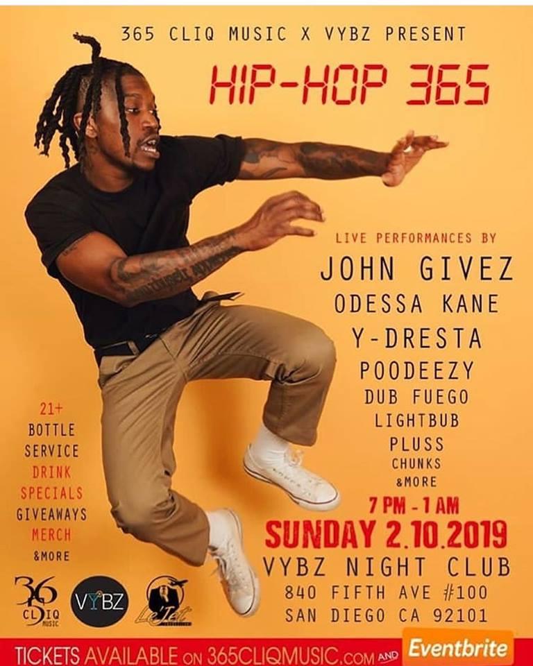 Hip-Hop 365