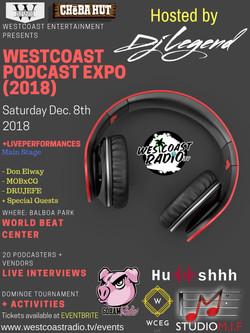 Westcoast Podcast Expo