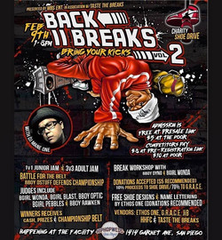 Back to Breaks 2