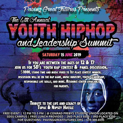 4th Annual Youth Hip Hop Summit