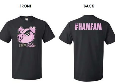 Official GoHAM Radio® Gear is NOW AVAILABLE!!