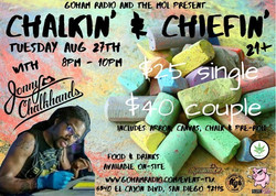 Chalkin and Chiefin
